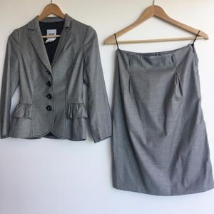 Moschino 2 pieces suit